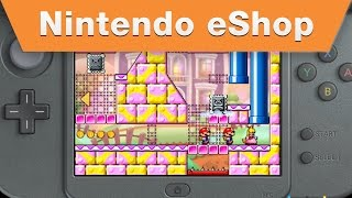 Nintendo eShop - Mario vs. Donkey Kong: Tipping Stars Trailer