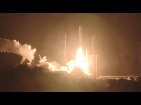Ariane 5 ECA launches SES-14 & Al Yah 3 satellites