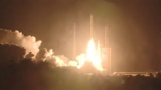 Ariane 5 ECA launches SES-14 & Al Yah 3 satellites