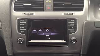 Review: VW Golf 7 Media System