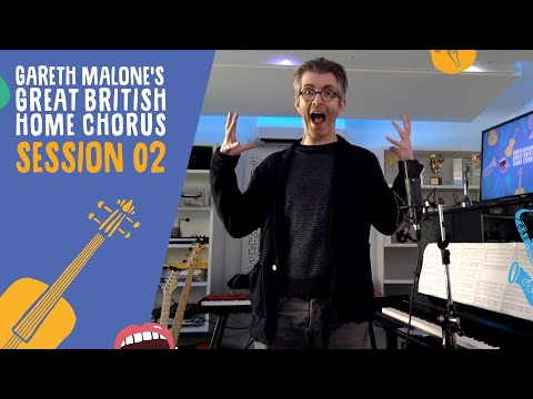 Great British Home Chorus | Session 2 (Week 1) from YouTube · Duration:  39 minutes 59 seconds