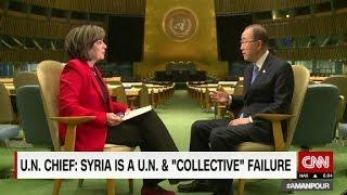 UN Chief Ban Ki moon reflects on ten years in office