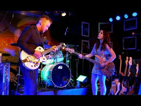The Danielle Nicole Band 2017 12 06 Boca Raton, Florida  The Funky Biscuit  Full Show  2 Cam