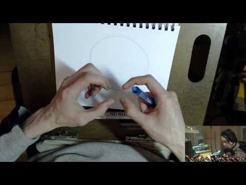 Beginner's guide to traditional drawing (ballpoint)