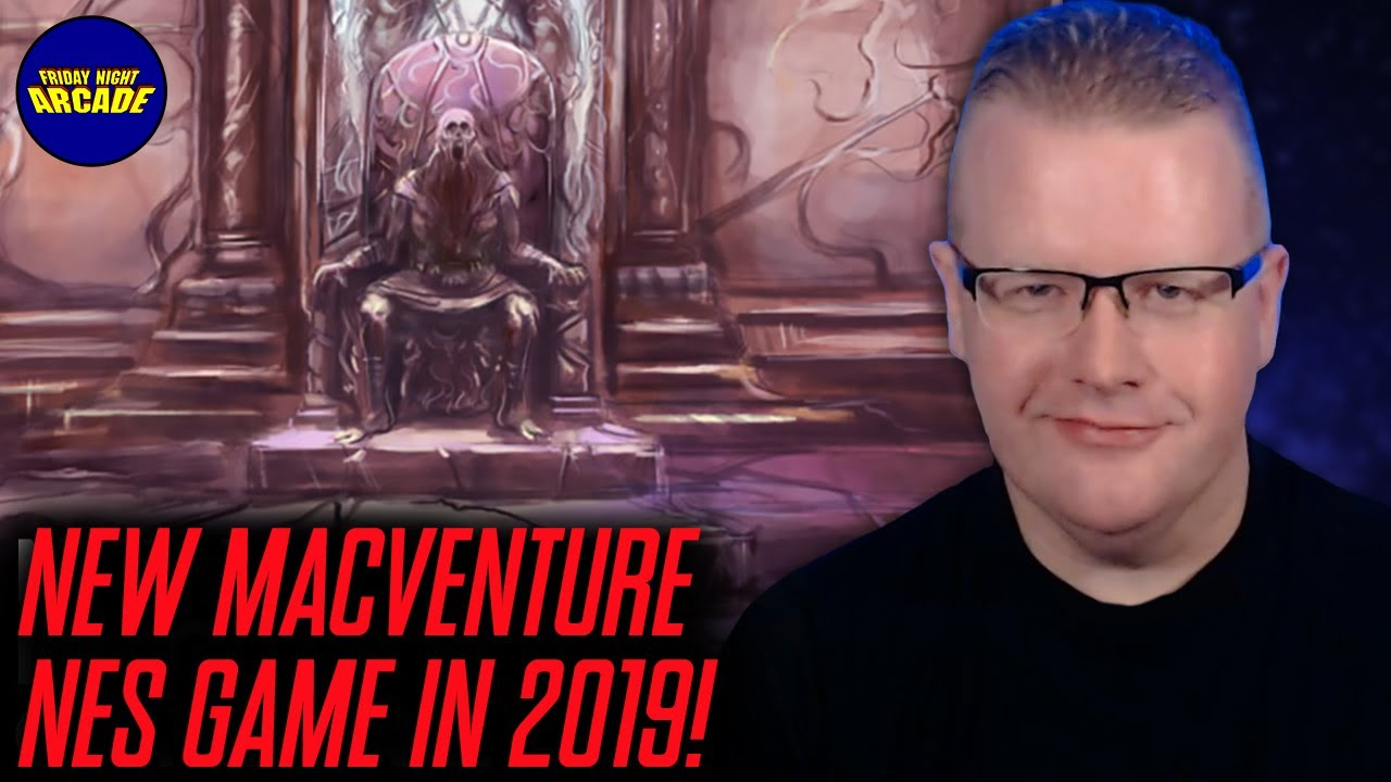 From Beyond: Prologue - MacVenture Series 2018 Game Review | Friday Night  Arcade