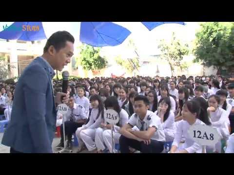 Giải quyết mâu thuẫn - Thầy Nguyễn Hoàng Khắc Hiếu tại Cần Thơ - P5