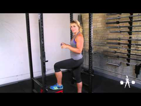 Unapologetically Powerful Demo: Bodyweight Scap Pull-Up