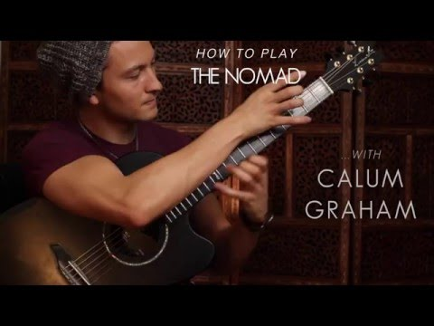 "Learn how to play ""The Nomad"" with Calum Graham"