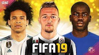 LA JUVE VUOLE MILINKOVIC!!! TOP 10 TRASFERIMENTI ASSURDI IN FIFA 19! [Griezmann, Koulibaly, Sané]
