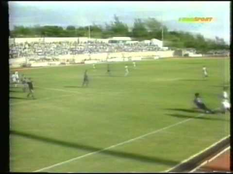 1992 October 18 Bermuda 1 El Salvador 0 World Cup Qualfiier