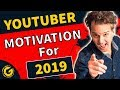 YouTube Motivation for Small YouTubers