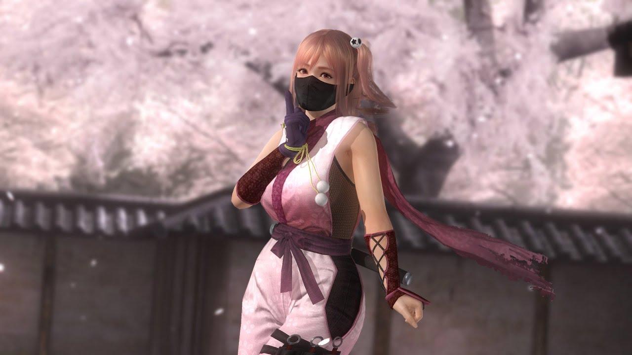 ninja Dead or alive