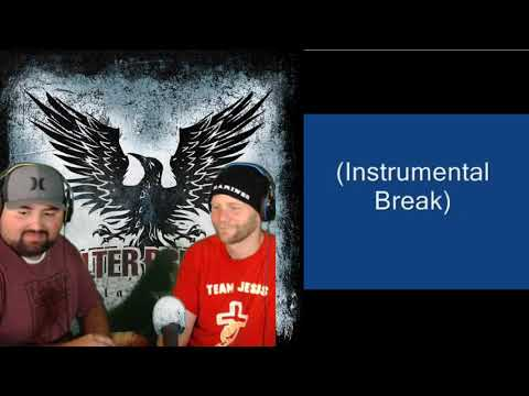 Pastor Reacts-Alter Bridge- Blackbird