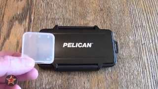 Pelican 0915 SD Memory Card Case Review
