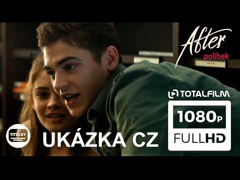 After: Polibek (2019) ukázka CZ Útěk z knihovny