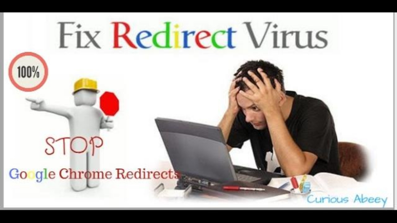 How to Stop Browser Redirect virus || Automatically Opening New Tab ||  Curious Abeey