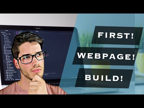 A Beginners Guide To Building A Website!