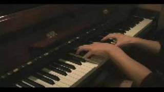 Joe plays I'm not in Love by 10cc on piano. (Better!)