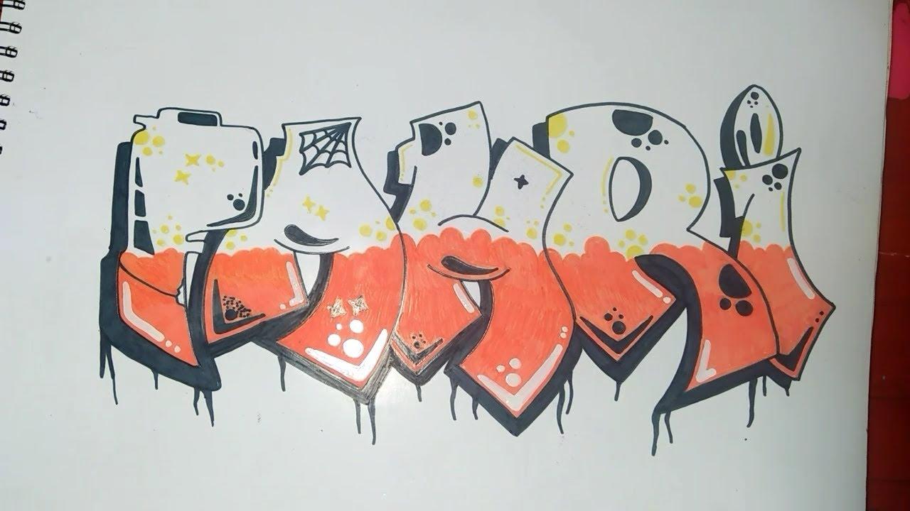 Request Nama Fahri Graffiti Indonesia