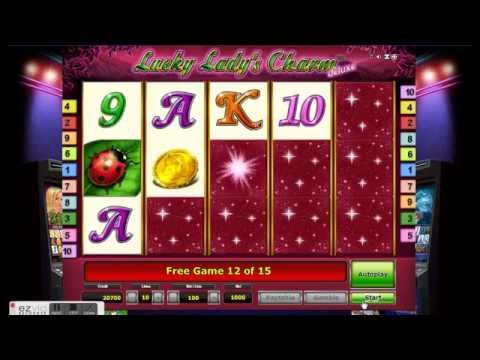 Lady luck slots free