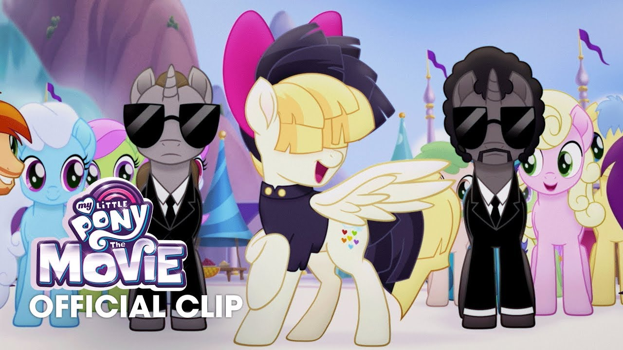 My Little Pony The Movie 2017 Official Clip Clean Up Sia Tara Strong