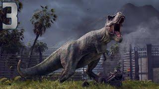 Jurassic World Evolution - Kampania #3