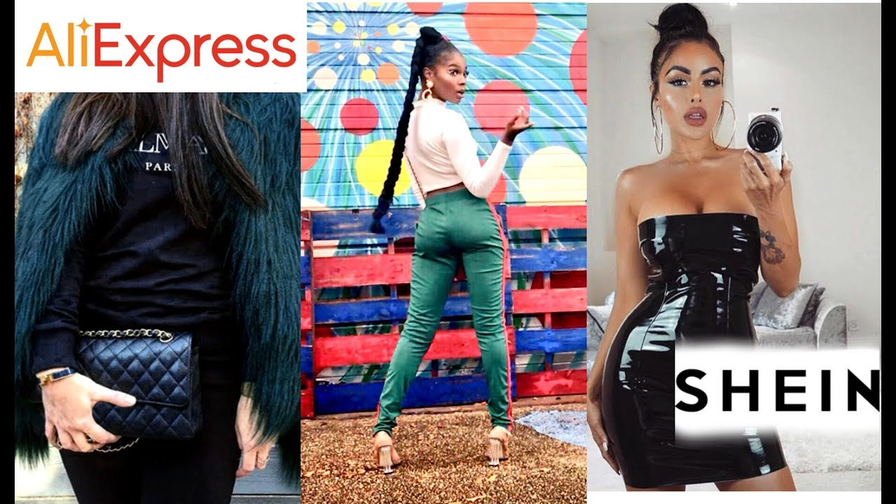 ALIEXPRESS CLOTHING HAUL $2 And Up   MUST HAVE Affordable High-End Dupes