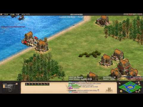 AoE2HD - Capture The Relic Event FFA (Final)
