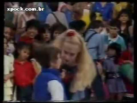 ACELINO FERREIRA - O Mico da Angelica 1988 - Clube da Criança.