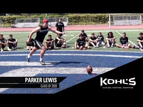 usc-commit- -parker-lewis- -#3-ranked-kicker-in-america