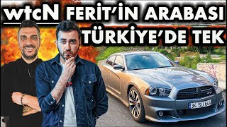 wtcN Ferit'in Arabası | Türkiye'de Tek! | Dodge Charger SRT