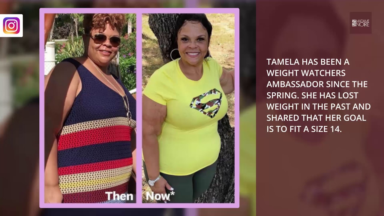 Tamela Mann Shares 40 Pound Weight Loss Post Knee Replacement Surgery YouTube