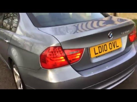 BMW 320d Turbo Diesel Efficient Dynamics McCarthy Cars London - 6 Speed Bluetooth DAB