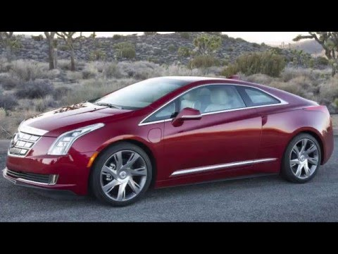 2017 Cadillac Elr Start Up Engine And Depth Tour