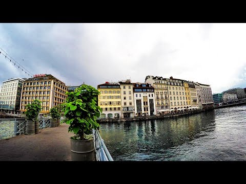 Geneva, Switzerland - A walking tour