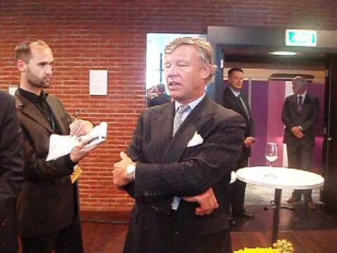 Rijkman Groenink, ABN Amro CEO