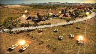 Эпичная Стратегия о Современной Войне Wargame Red Dragon ! Противостояние США и СССР