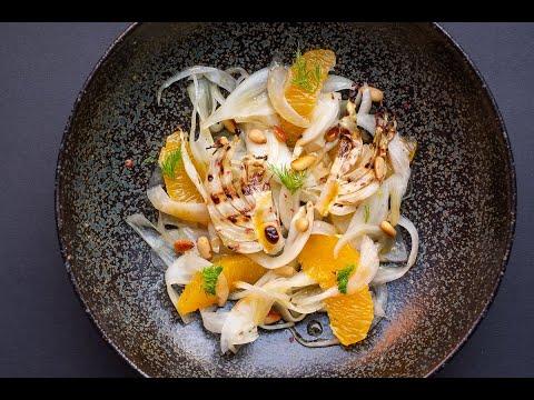 Fenchelsalat mit Orangen einfach und fein mit dem Rezept von Thomas Sixt in Varianten zubereiten