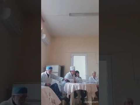 5-я горбольница Запорожья. Главврач Ивченко и медперсонал инфарктного отделения