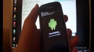 Fix Firmware Samsung Galaxy mini s5570i using odin
