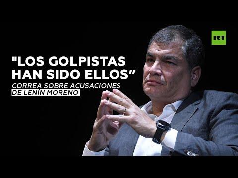 Exclusivo: Correa Habla Sobre Las Acusaciones De Lenín Moreno Y La Crisis De Ecuador