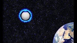 В Солнечную Систему вошел инопланетный корабль – сфера гигантских размеров