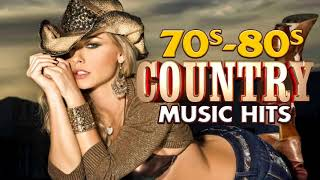 Top 100 Classic Country Songs Of 70s 80s - Best 70s 80s Country Music - Greatest Old Country Songs