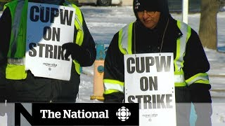 Canada Post labour dispute poses financial and health issues