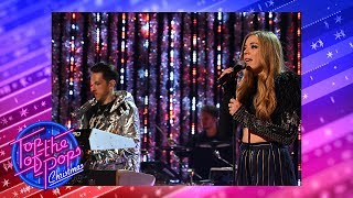 Sigala & Becky Hill - Wish You Well (Top of the Pops Christmas 2019)