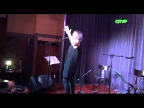 ANNE ETCHEGOYEN EN BUENOS AIRES. ARGENTINA.  Basque Eta Paz Tour