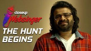 Countdown Begins For India's Next Big Singer    #CloseupWebsinger   Audition Now!