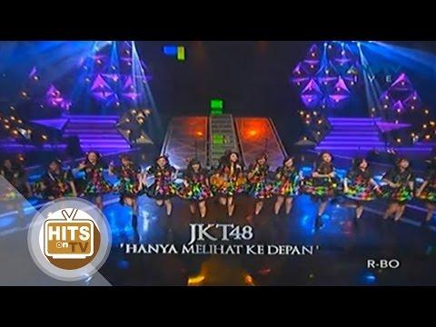 JKT48 - Hanya Lihat Kedepan [A Night With Judika TransTV]