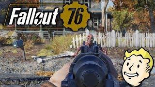 Primer contacto 🔥 - Fallout 76 Beta