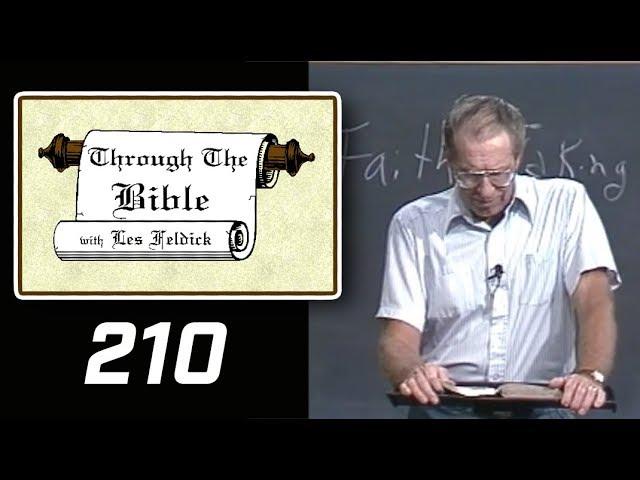 [ 210 ] Les Feldick [ Book 18 - Lesson 2 - Part 2 ] Acts Chapter 5   Timeline